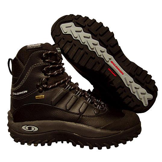Зимняя обувь для туризма и активного