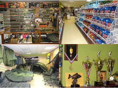 Рыболовный Магазин Карптэкл