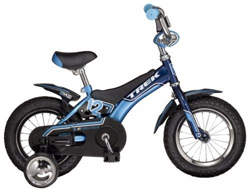 Детский велосипед Trek Jet 12 в магазине WINTERSHOP (пав.В5) Экстрим -  Торгово-выставочный центр 8d2fe220e0b