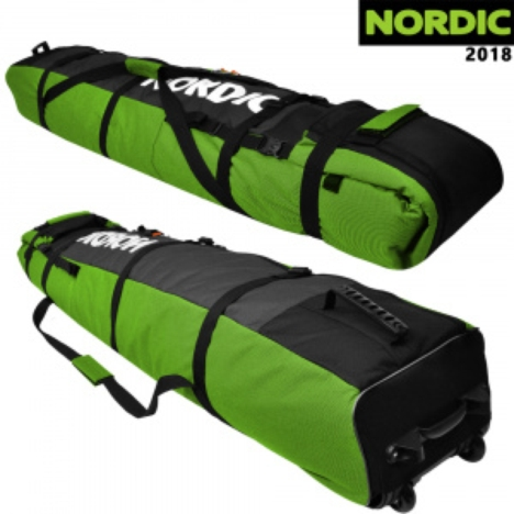 В5) чехол на колёсах для лыж и сноубордов Nordic 150-180 см. Длину чехла  можно менять - такой опции вы не найдёте в других колёсных чехлах. 1cd30118a7a