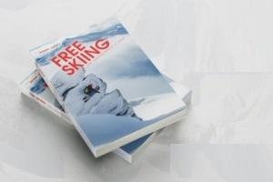 Книга Джимми Одена FREE SKIING