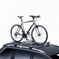 Автобагажники для перевозки велосипедов и лыж