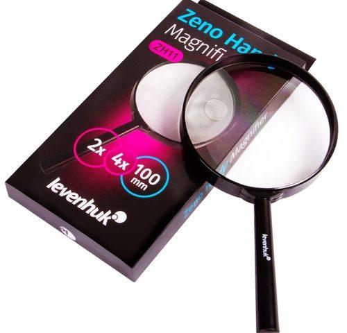 Новая серия луп Levenhuk Zeno Handy в магазине «Четыре глаза»