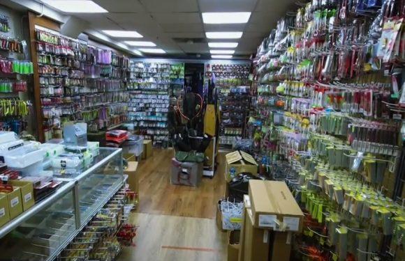 Магазин для Рыбаков