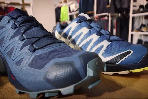 Беговые кроссовки Salomon