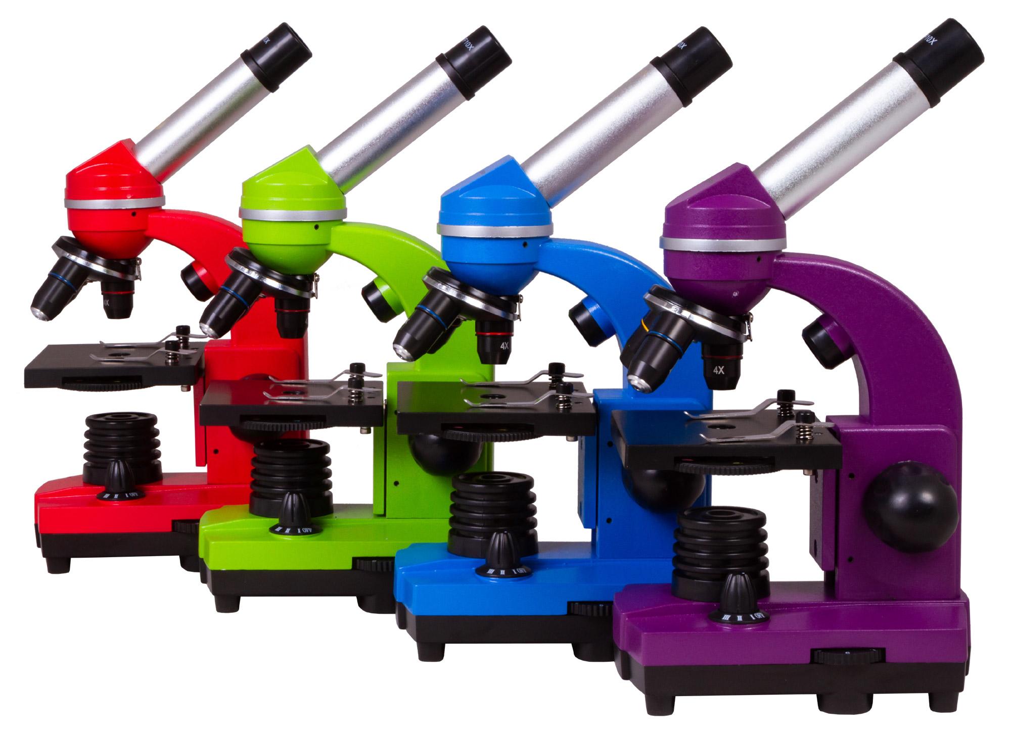 Микроскопы, светофильтры и другие приборы от Bresser