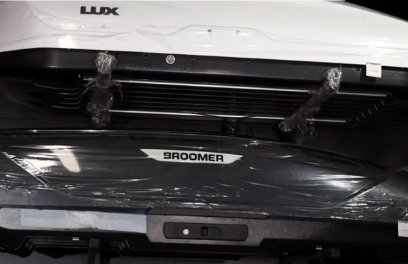 Багажник на крышу Broomer