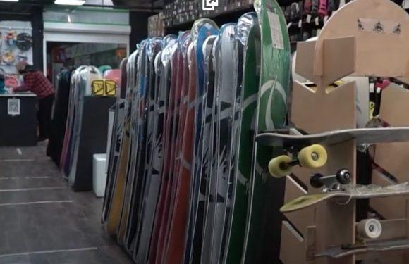 Выбираем доску для сноуборда