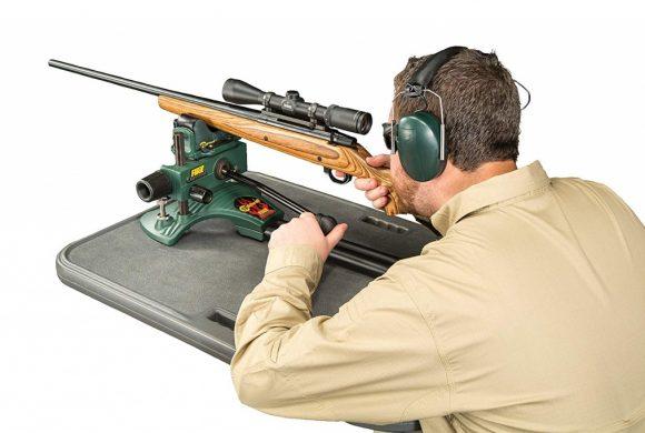 Пристрелочный станок с системой прицеливания «джойстик»