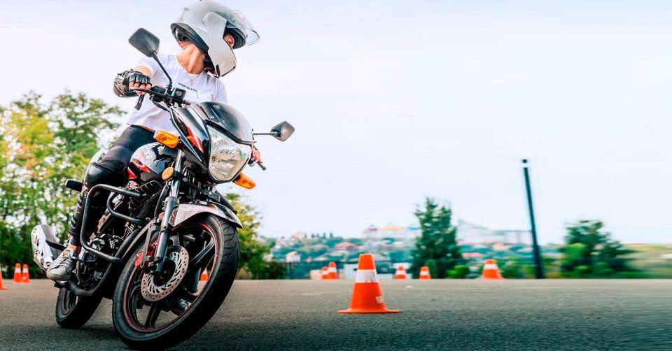 Что изменилось при сдаче на права для мотоциклистов